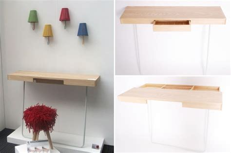 shifty desk hallway stand by daniel schofield at home