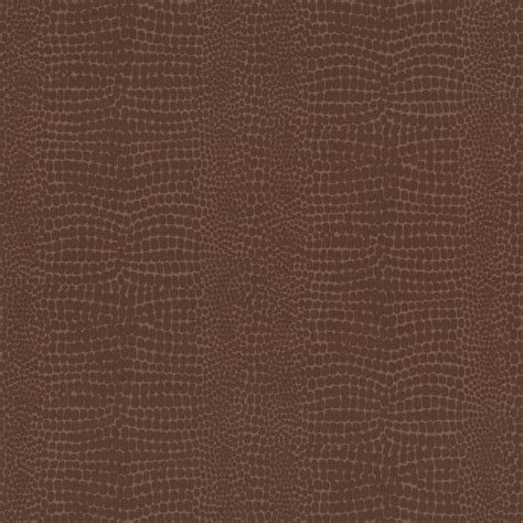 buy graham brown crocodile wallpaper chocolate brown