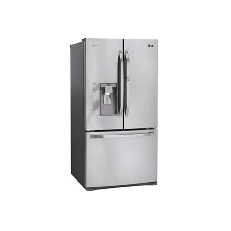 door refrigerator counter depth reviews review lg ultra capacity door refrigerator