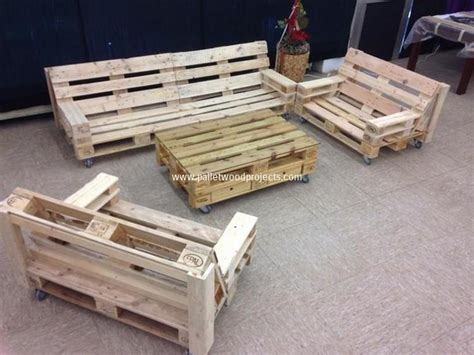 Pallet Patio Furniture Plans Pallet Wood Projects Patio Pallet Furniture Plans