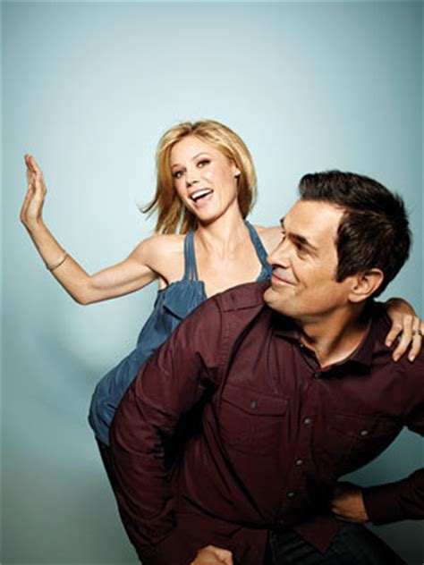 phil and claire dunphy modern family ew photoshoot modern family photo