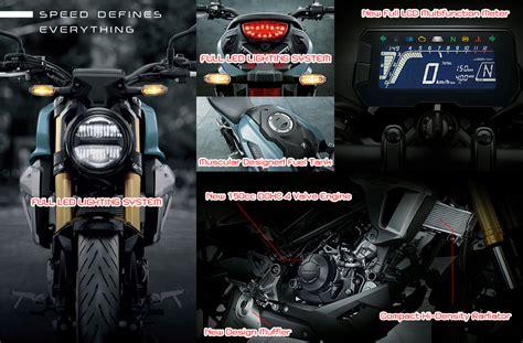 Lu Led Motor Honda Cb150r เป ดต ว honda cb150r สปอร ตผสมโมเด ร นคาเฟ สวย หล อ เท ห