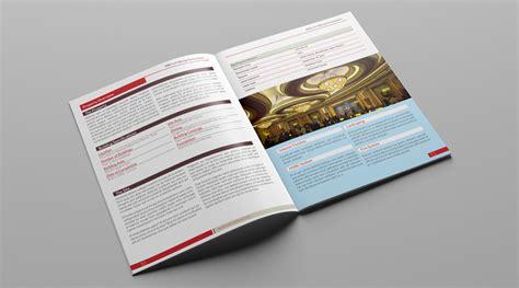 offering memorandum indesign template on behance