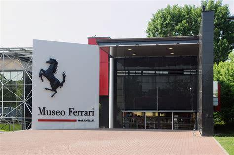 museo ferrari public services archivi maranello