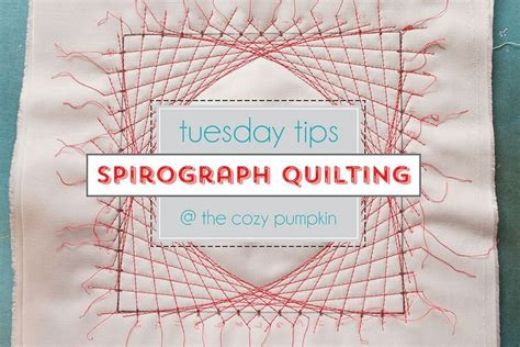 spirograph quilt pattern 1000 images about free motion quilting tips tutes vids