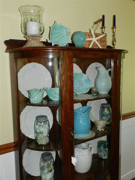Decorating China Cabinet by 1000 Images About China Cabinet Decor In And Above On China Cabinets Fall