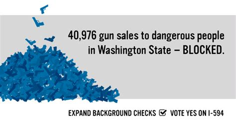 Wa State Background Check Gun Laws And Purchasers In Washington State Everytown