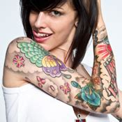 tattoo and piercing questions tattoos piercings hairstyles and your job interview