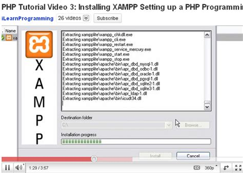 tutorial php programming 35 best php video tutorials web3mantra