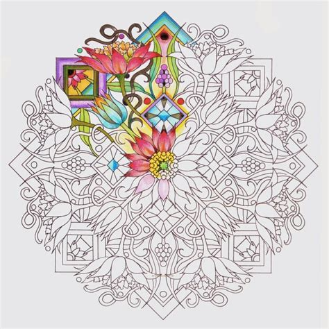 mandala coloring book buy 25 unique mandala book ideas on mandala