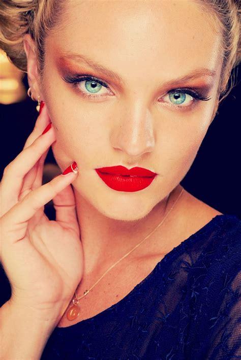 Eye Shadow Lip Candice Swanepoel Eye Shadow And