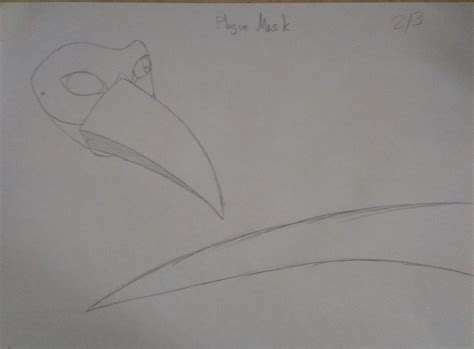 mask template ii by synonym of antonym on deviantart