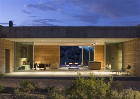 rammed earth house the tucson mountain retreat la76