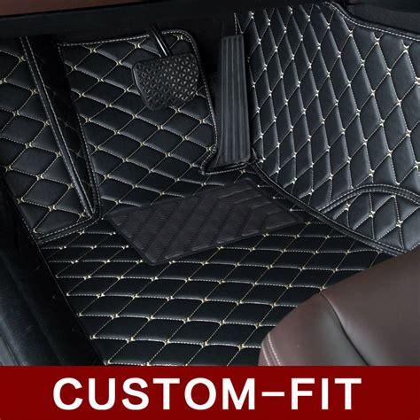 custom fit car floor mats for toyota camry corolla rav4