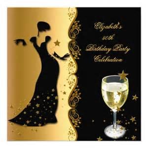 Elegant 50th birthday party invitations drevio invitations design