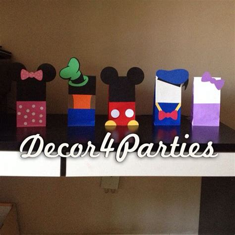 Mickey Mouse Clubhouse Birthday Giveaways - pinterest discover and save creative ideas
