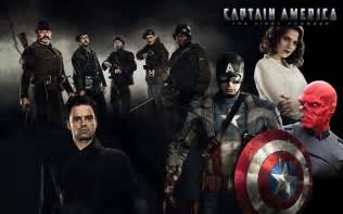 Captain america avenger movie wallpapercow com