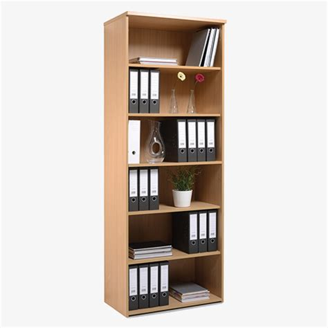 Office Furniture Bookcases Shelves Standard Range Bookcases Office Furniture