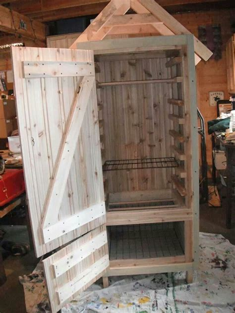 smoke house diy smokehouse smokehouses pinterest smokehouse and diy