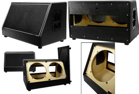 mojotone slammins angled speaker extension cabinet