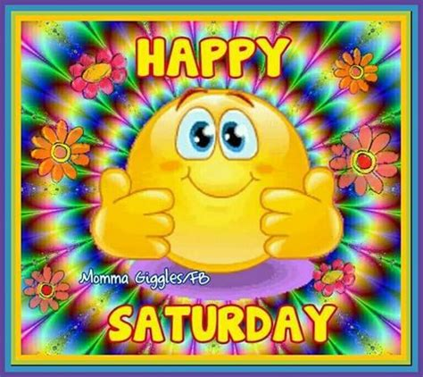 happy saturday colorful happy saturday image quote pictures photos and