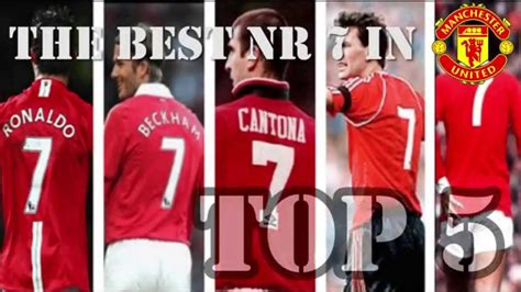 Manchester United 7 legend number 7 in manchester united top 5