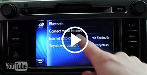 Toyota Touch Go 2 by Toyota Touch 2 Navigationssystem Und Unterhaltung