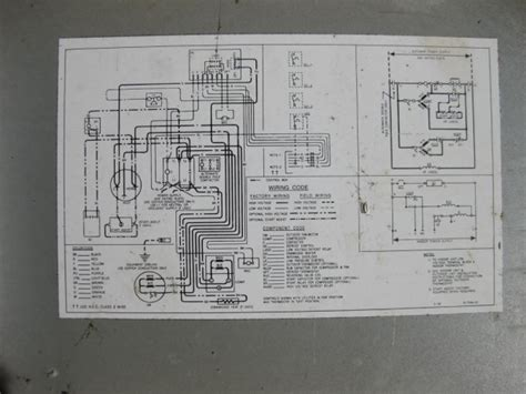 wire diagram goodman electric furnace wiring diagram