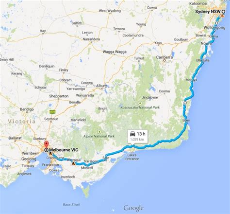 drive from sydney to melbourne sydney to melbourne coast drive part one budget car