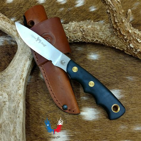 knives of alaska steelheader alpha wolf by knives of alaska