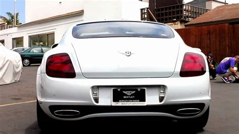 white bentley back bentley continental gt supersports white rear seat