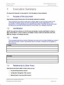 Doc Templates by Design Document Ms Word Template