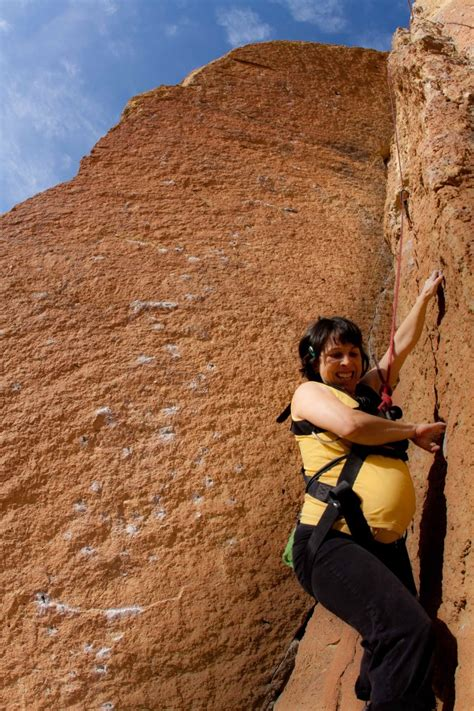 rock climbing  pregnancy    expect cragmama