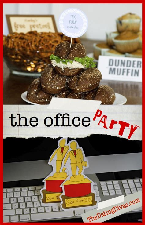 food ideas for office the office