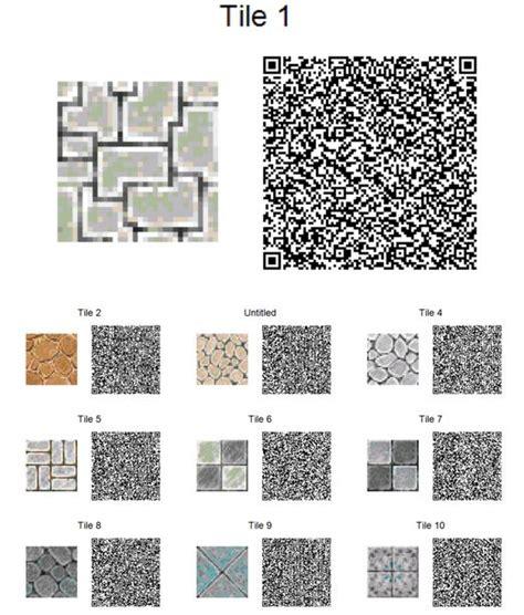 stone pattern new leaf animal crossing new leaf qr code paths pattern
