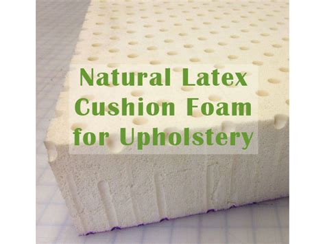 natural latex upholstery foam 100 natural gols organic dunlop latex foam seat cushion