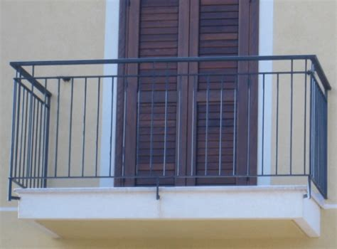 ringhiera balcone garofalo infissi ringhiere balconi