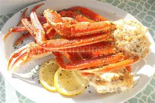 easy crab legs recipe i heart recipes
