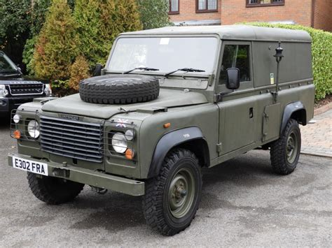 new land rover defender for sale like new 1987 land rover defender offroad for sale