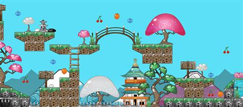 design garden game japanese garden platformer envi 2d game graphic packs