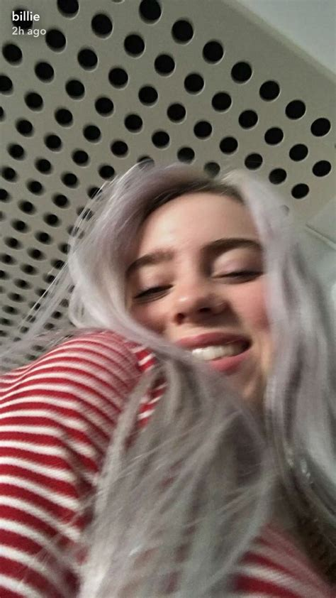 ataislingolearyy billie eilish billie grey hair