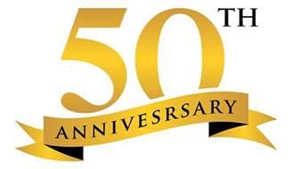 50th anniversary 13 01 2017