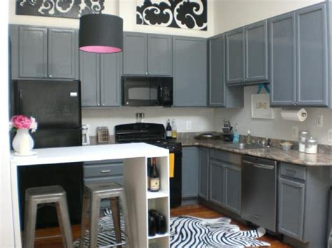 black white gray kitchen design quicua com