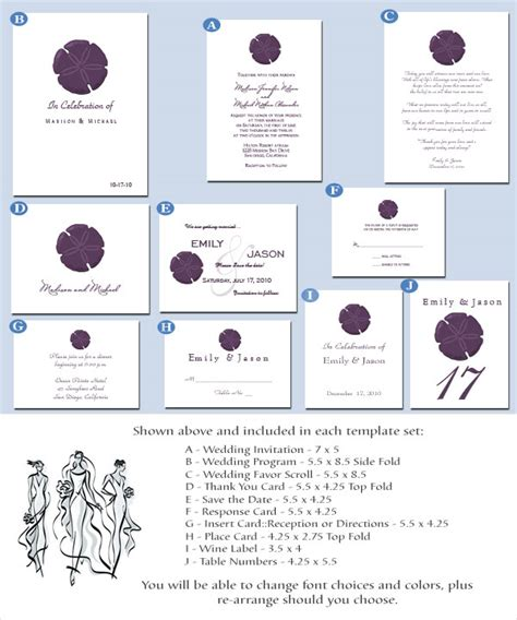 make your own wedding invitations free templates how to make your own wedding invitations diy