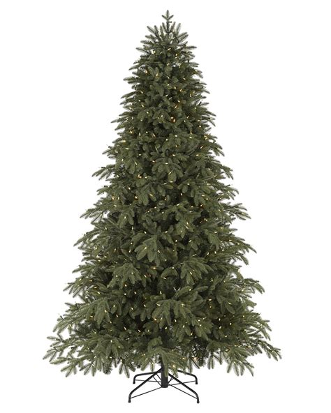 collection of pe artificial christmas trees christmas