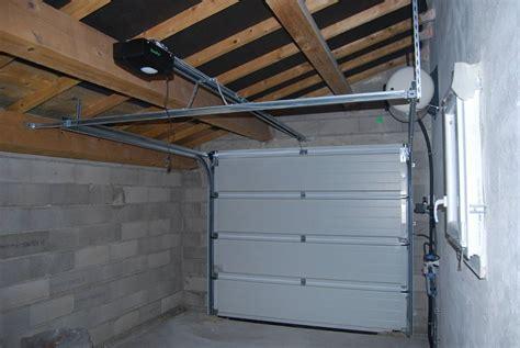 porte de garage sectionnel fourniture et pose d une porte de garage sectionnelle 224