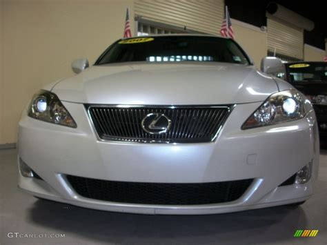 2007 starfire white pearl lexus is 250 59639897 gtcarlot car color galleries
