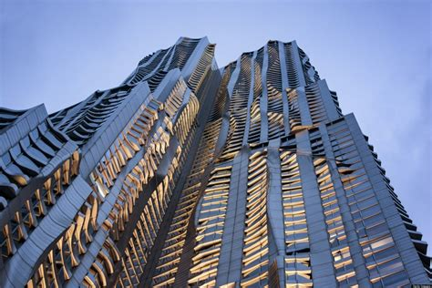 famous new york architects architecture frank gehry