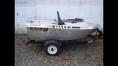 mini jet boat videos fraser river bc mini jet boat shallow side channel jet