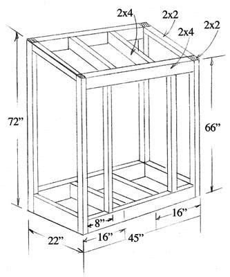 small lean  shed plans shed plans garden tool shed